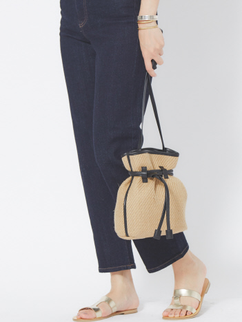 qualite - 【dilettante】Natural Pochette ショルダーバッグ