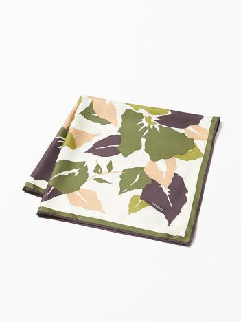 【manipuri】bigflowerスカーフ