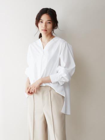 qualite - ボリュームスリープシャツ