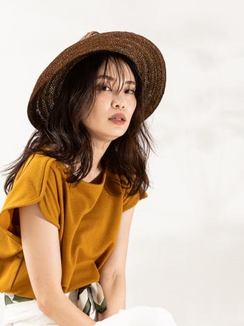 qualite - 【限定】サーフニットドレープTシャツ