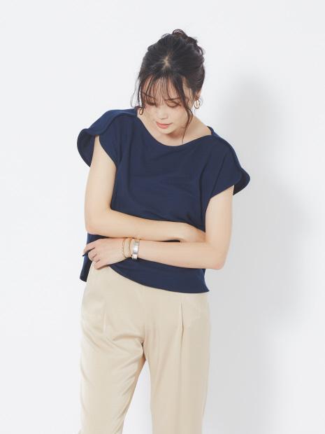 【限定】サーフニットドレープTシャツ