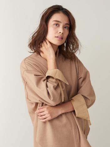 qualite - 圧縮ウールシャツ