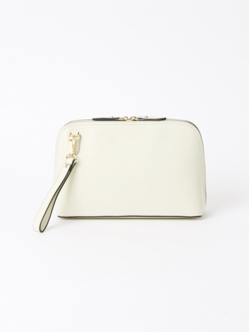 qualite - 【Maison Vincent】カウレザーハンドストラップ付バッグ
