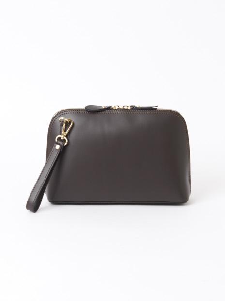 【Maison Vincent】カウレザーハンドストラップ付バッグ