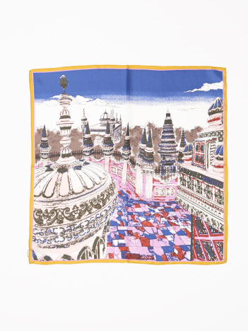 qualite - 【manipuri】kuil スカーフ