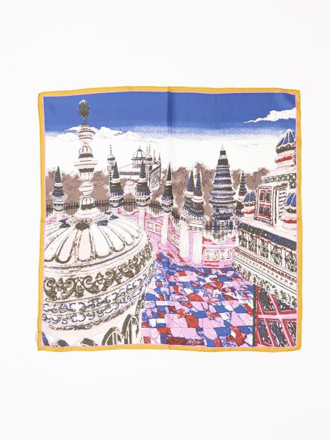 【manipuri】kuil スカーフ