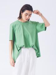 【接触冷感】クールスムースフレアーTシャツ