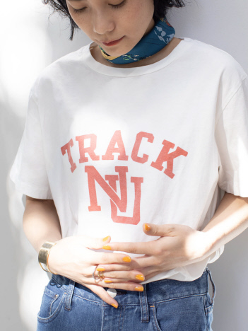 【REMI RELIEF】RACK Tシャツ(LW加工T)