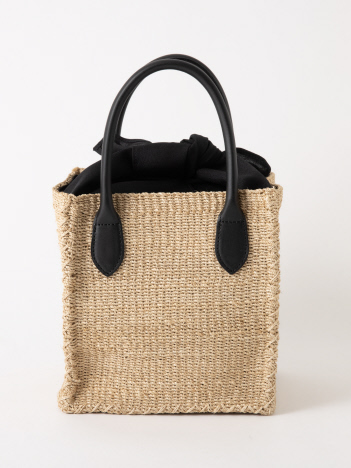【COTTO】ABACA かごバッグ
