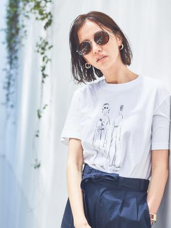 qualite - 【WEB・一部店舗限定】0501ScapeTシャツ