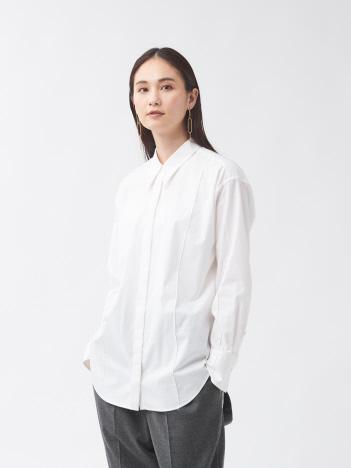 ロングポイントシャツ