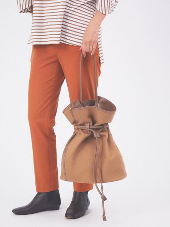 qualite - 【dilettante】DRAWING BAG ショルダーバッグ
