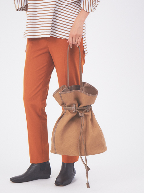 【dilettante】DRAWING BAG ショルダーバッグ