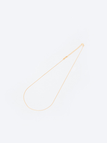 qualite - 【ucalypt】ステンレスネックレス