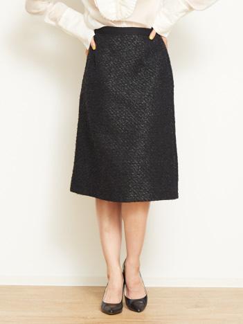 DESIGNWORKS (Ladie's) - ファンシーツイードスカート