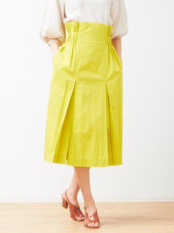 DESIGNWORKS (Ladie's) - キャバジンカラースカート
