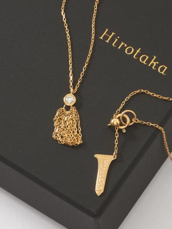 DESIGNWORKS (Ladie's) - Hirotaka Crinoid Diamond ネックレス