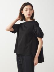 DESIGNWORKS (Ladie's) - ボリューム半袖プルオーバーTシャツ