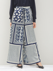 DESIGNWORKS (Ladie's) - スカーフプリントパンツ