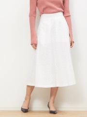 DESIGNWORKS (Ladie's) - 刺繍スカート