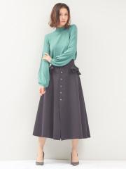DESIGNWORKS (Ladie's) - ペプラムスカート