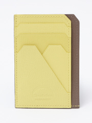 DESIGNWORKS (Ladie's) - <Larcobaleno / ラルコバレーノ> SMART MINI WALLET / スマートミニウォレット