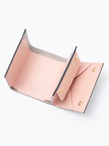 DESIGNWORKS (Ladie's) - Larcobaleno 別注三つ折りMINI WALLET