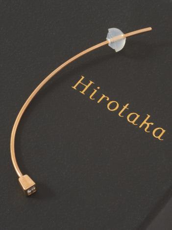 DESIGNWORKS (Ladie's) - Hirotaka Diamond Arrow ピアス