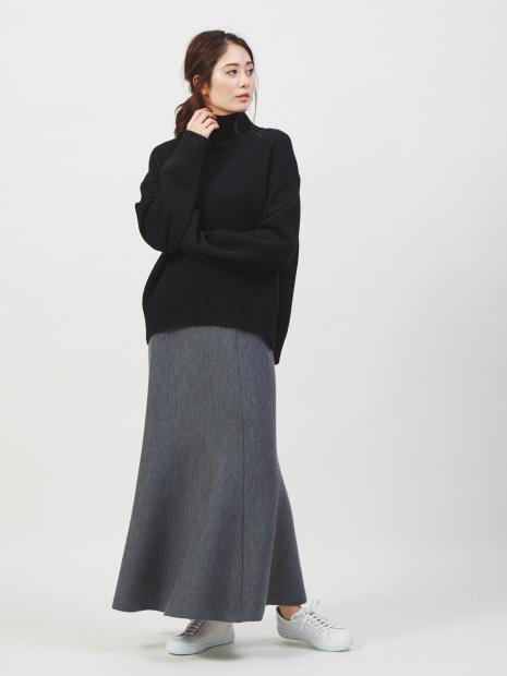 ミラノリフヘムフレア スカート