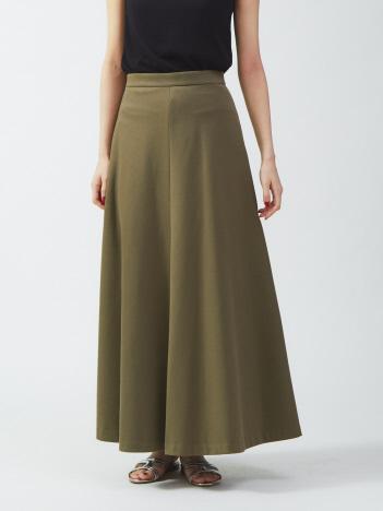 DESIGNWORKS (Ladie's) - ポンチロングスカート