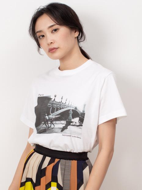 Paris Pont Alexander3 Tシャツ
