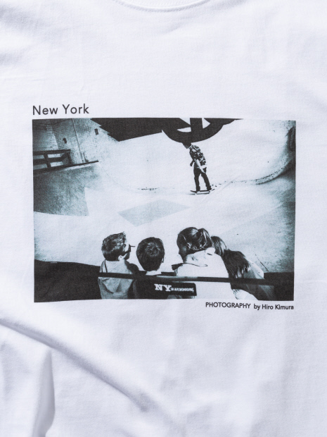 New York Skatedoard Park Tシャツ