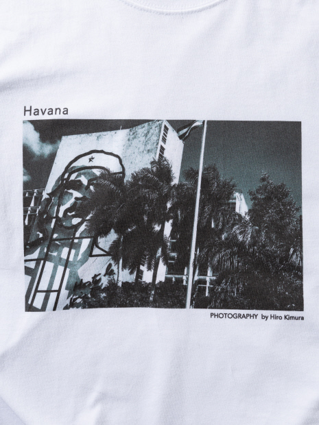 Habana pizza de la Revolucion Tシャツ