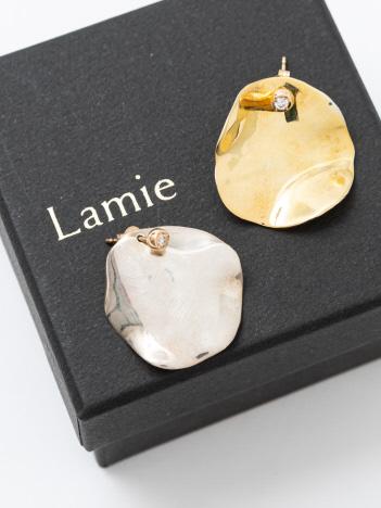 Lamie Flap ピアス M