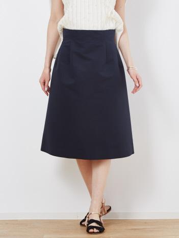 DESIGNWORKS (Ladie's) - グログランAラインスカート