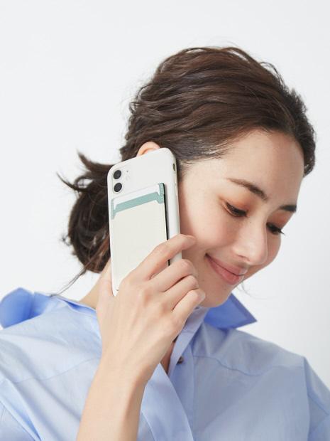 Larcobaleno別注SMART CARD CASE