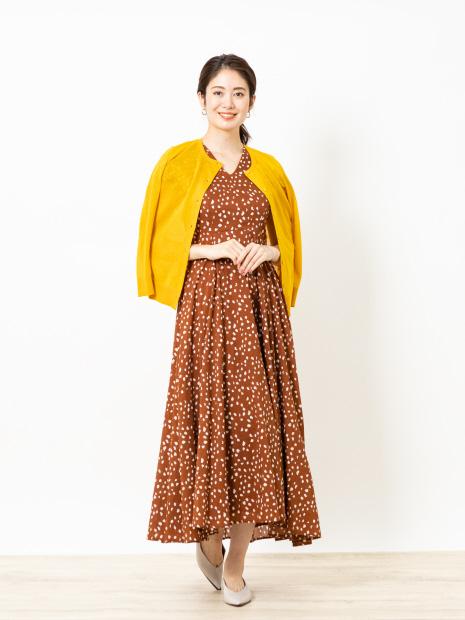 MARIHA 春の月のドレス