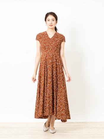 DESIGNWORKS (Ladie's) - MARIHA 春の月のドレス