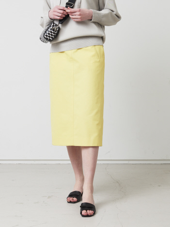 DESIGNWORKS (Ladie's) - グログランタイトスカート