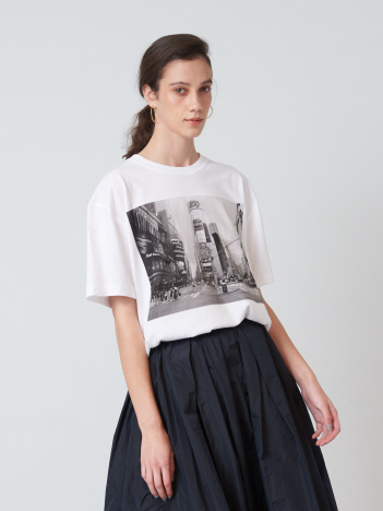 P.M.Ken Times Square.109 T-shirt