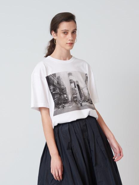 P.M.Ken Times Square.109 T-shirt【予約】