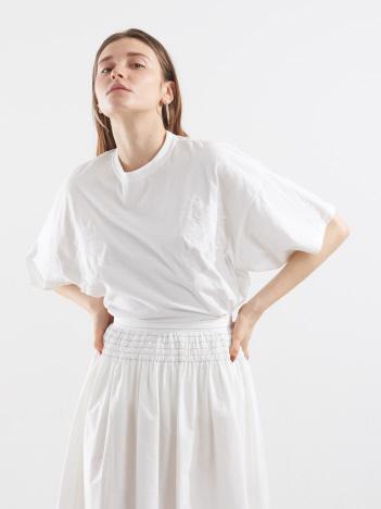 DESIGNWORKS (Ladie's) - Remi Relief ヤシの木Tシャツ