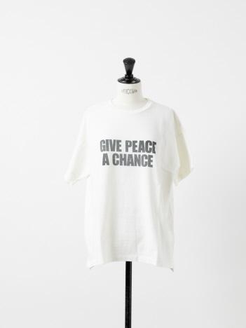DESIGNWORKS (Ladie's) - Remi Relief ロゴTシャツ