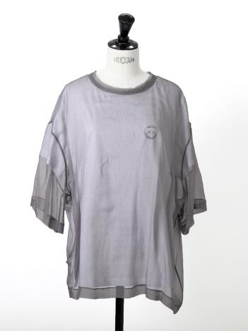 DESIGNWORKS (Ladie's) - N゜21 レイヤードTシャツ