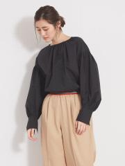 36 Quatre-Neuf - モノトーンタイプライターシャツ【予約】
