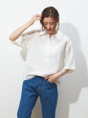 36 Quatre-Neuf - シルクシャツ