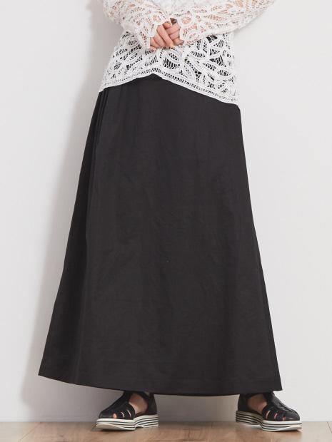 チノアシンメトリースカート