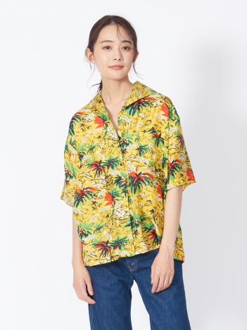 ROSEanna キューバシャツ