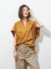 36 Quatre-Neuf - サマーブロードシャツ【予約】