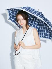 LOWELL Things - ★ビコーズ/ウィンドペンチェック長傘